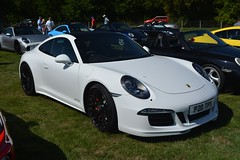 Porsche 911 Carrera GTS (CA Photography2012) Tags: p20tps porsche 911 carrera gts 991 series generation sportscar supercar gt grand tourer german legend black ca photography automotive exotic car spotting owners club lotherton hall 2018