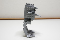 AT-ST: Right (Evrant) Tags: lego star wars custom st atst walker empire imperial moc