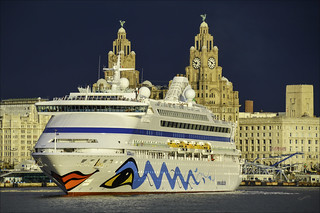 Leaving of Liverpool ...Aida Aura (1)