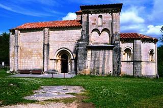 Iglesia Romanica de Siones a