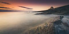 Bathing House (ianbrodie1) Tags: bathing house howick northumberland leefilters longexposure sea seascape ocean coast coastline nikon d750 water rocks sunrise