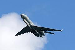 RAF Sentinel R1 ZJ691 at Isle of Man EGNS 06/09/18 (IOM Aviation Photography) Tags: raf sentinel r1 zj691 isle man egns 060918
