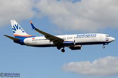 LSZH26818_028 (MichelKoster) Tags: flughafenzurich zurichairport lszh sunexpress boeing 737800 tcsoe