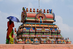 Tamil Nadu - India (My Planet Experience) Tags: sriranganathaswamy ranganathar sri ranganatha aranganathar ranga thenarangathan vishnu temple srirangam tiruchirapalli tamilnadu trichy rama culture hindu spirituality religious woman horizontal day color outdoors india inde भारत ind wwwmyplanetexperiencecom myplanetexperience