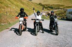 (Roxanne.s) Tags: london england 35mm fujifilm canonae1 filmphotography travel roadtrip wales camping motorbike girlsonbikes