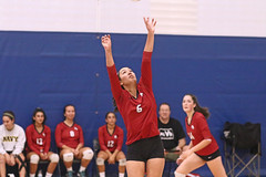 IMG_3524 (SJH Foto) Tags: girls high school volleyball mt mount olive varsity teens team setter burst mode