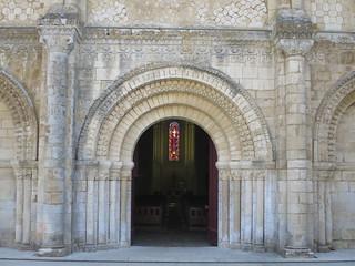 Abbaye royale Saint-Vincent (XIe-XIXe), Nieul-sur-l'Autise (85)