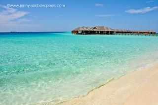 Warm Welcoming. Maldives