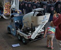 Miniaturized Cement Truck (Scott 97006) Tags: truck cement mini miniature cute parade