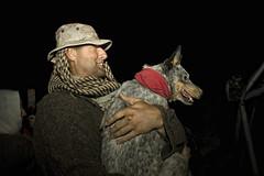 2013_09_27_Wasteland Weekend, California City, Ca 149fb Thunderdome, Debra (KKilgoPhoto) Tags: californiacity fallout postapoc cosplay postapocalyptic wasteland wastelandweekend roadwarrior madmax desert desertparty desertfestival dog pup
