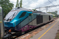 Transpennine Express 68020 (Mike McNiven) Tags: transpennine express diesel loco locomotive manchester longsight internationaldepot healdgreen stockport bletchley caf mk5a nova3