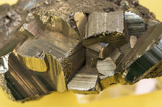 Macro Mondays - Rock (Pyrite)