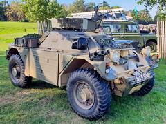 Ferret - Old Warden (Airwolfhound) Tags: shuttleworth oldwarden army armoured bedfordshiresteamandcountryfayre
