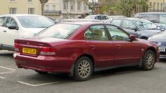 Oxford, Oxfordshire - England (Mic V.) Tags: oxford oxfordshire england uk gb united kingdom oxon great britain v357ejh 1999 mitsubishi galant v624 v6 24v japanese car voiture saloon berline