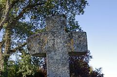 Sainte-Maure-de-Touraine (Indre-et-Loire) (sybarite48) Tags: saintemauredetouraine indreetloire france croix çapraz кросс cross cruz krzyż kruis クリスチャン・クロス croce χριστιανικόσταυρό 克里斯蒂安·克罗斯 كريستيانكروس kreuz