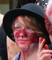 IMG_6190 (molaire2) Tags: strasbourg zombie walk 2018 alsace estrasburgo zombi festival fantastique horreur film parade