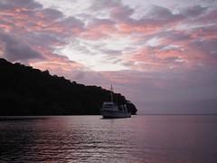Tawali - PNG 2018 (Valerie Hukalo) Tags: hukalo valériehukalo png papouasienouvelleguinée papuanewguinea pacifique asie asia tawali oroprovince crepusculo sunset melanésie melanesia
