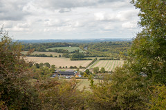 Views from the top (christina.marsh25) Tags: beaconhill ironagehillfort hampshire downs chalkland