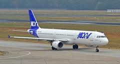 JOON F-GTAK - Airbus A321 (G-RJXI) Tags: joon air france fgtak airbus a321 321 berlin tegel txl eddt