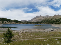 2018-09-16_9161722 © Sylvain Collet_DxO.jpg (sylvain.collet) Tags: mountains alpesdehauteprovence france wild montagne colmarslesalpes lacdallos nature
