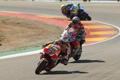Gran Premio de Aragón 2018. Carrera MotoGP (Box Repsol) Tags: 21 22y23deseptiembrede2018 circuitodemotorland motogp mgp gpdearagón aragón marcmárquez marc equiporepsol danipedrosa dani repsol team 14gparagón20 españamotogp
