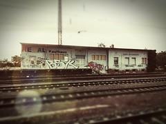 Abandoned Station  #urbex (svenschmider) Tags: urbex urbanexploring urbanexploration graffiti streetart streetphotography bokeh abandoned lostplace