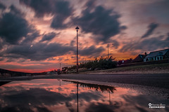 Ssnset  reflections (Cosmin Sicoe Photography) Tags: cosminsicoephotography2018 reflections nikon nikond5600 sunset water waterreflections