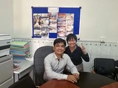 Intership at MoEYS in Cambodia