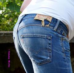 self3896 (Tommy Berlin) Tags: men jeans levis