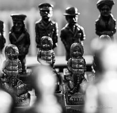 Chess (gissberg) Tags: sonya7iii ilce7m3 fe2470f28gm blackandwhite bokeh belfast belfastcityhall chess titanic northernireland ireland unitedkingdom
