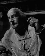 Notre Dame Statue (Fourbluz) Tags: notre dame paris france statue