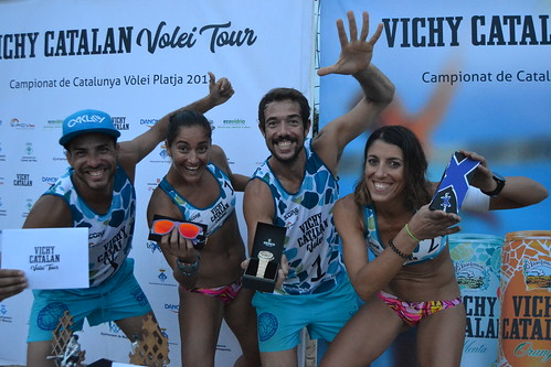 Vichy Catalan Volei Tour 2018 - Cambrils