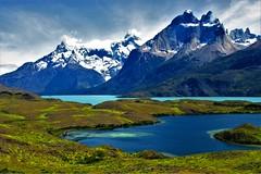 Naturaleza,Torres Paine ,patagonia Chile (Gabriel mdp) Tags: naturaleza paisajes landscape contrastes parque nacional torres paine patagonia chile cordillera andes lago nordenskjold