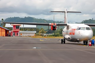Create without But ... Do it without Later. (NBX / WABI) @wingsairlines #wingswednesday ● ● #aviationdaily #lionairgrup #wingsair #pkwfv #propeler #atrlovers #atr72500 #atr72500series #aviation #aircraft #aviationgeek #aviationpic #aviationphoto #planespo