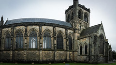 Paisley Abbey 2018-14 (henderson231280) Tags: paisley abbey cathedral church stone architecture old ancient religion gargoyle river scotland