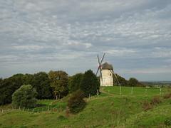 Moulin de Watten (daviddelattre) Tags: moulin monument paysage verdure nature