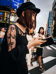 People in Tokyo on a hot summer day in August 18 shot by ralphstriewski images (149).jpg (Ralphs Images) Tags: streetphotography mft peopleintokyo olympuszuikolenses panasoniclumixg9 moods stimmungen menschen friendsintokyo ralph´simages tokyostreet lovejapan