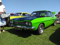 1970 Ford Capri 3000 GT (MonkeysBirthday) Tags: car automobile import ford capri british 1960s 1970s