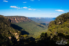 Blue Mountains Landscape