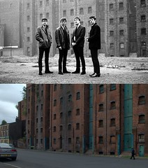 Dublin Street, 1960s and 2018 (Keithjones84) Tags: liverpool oldliverpool thenandnow rephotography