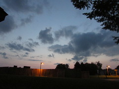 Dusk (creed_400) Tags: belmont michigan august summer west