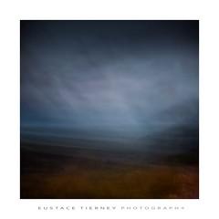 moody blue (Eustace Tierney) Tags: bluehour seascape icm blur impressionism