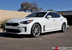 2018 Kia Stinger - Ace Alloy Wheels Aspire (Arlene Ace Alloy) Tags: kiastinger kia stinger stingerwheels aftermarketwheels acealloywheels acewheels acealloy wheels rims tires
