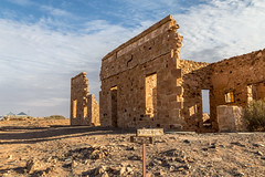 Amongst the ruins of the Farina abandonded town (lemien) Tags: rivor ghost town historical outback ruins travel oztourssafaris australia deserted building south rubble centralaustralia southaustralia ghosttown farina au