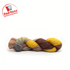 hush puppy2 (Red Door Hand Painted Yarns) Tags: red door yarn yarns knits knit knitting indie dye acid dyes hand painted cashmere merino nylon silk