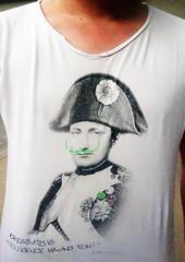 Parque M30 (Fotos de Camisetas de SANTI OCHOA) Tags: napoleon dali arte bigote