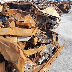 20180909_31 Kampen (NL) burnt cars