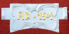Düsseldorf - Benrath Jugendstil 09 (Arnim Schulz) Tags: jugendstil haus maison architektur achitecture arquitectura fassade facade facana fachada gebäude building kunst art arte deutschland germany alemania allemagne germania ornament ornamento belleepoque baukunst artnouveau stilefloreale liberty