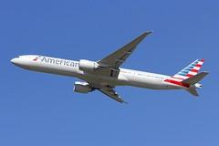 B777 N728AN London Heathrow 13.09.18 (jonf45 - 4 million views -Thank you) Tags: london heathrow airport egll lhr airliner aircraft jet plane flight aviation american airlines boeing 777323er n728an b777 777