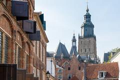 Walburgiskerk (Sebastian Sucharski) Tags: niederlande architektur sony zutphen 1670mmf4 alpha 6500 provinzgelderland nl